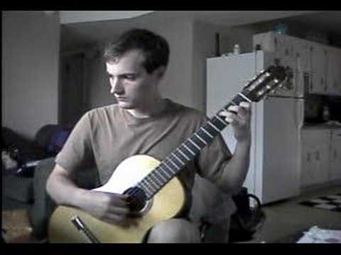 Hymn - Abide With Me - Solo Guitar