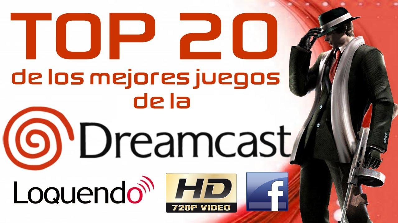 Top 20 De Los Mejores Juegos De La Sega Dreamcast Hd Loquendo