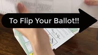 Flip Your Ballot NJ! Legalize in 2020