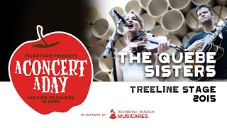The Quebe Sisters | Watch A Concert A Day #WithMe #StayHome #Discover #Live #Music