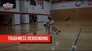 Toughness Rebounding - GREAT TEAM DRILL!