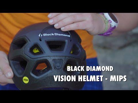 Black Diamond - Vision Helmet with MIPS