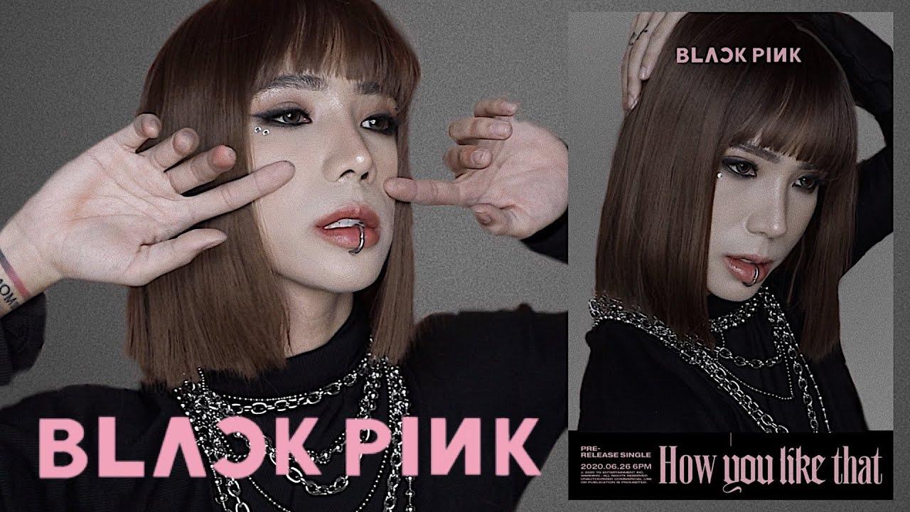 "Lisa BLACKPINK ""How You Like That"" Makeup Transformation | Ty Lê"