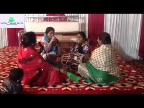 Ladies Singing DJ Wale Babu Bhajan and  Kirtan style Remix - Jatin Kumar Hota