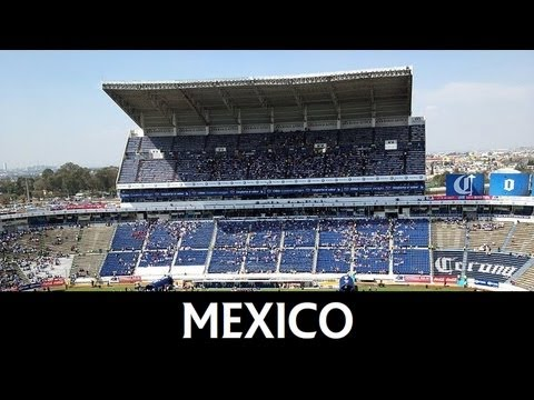 Top 5 Biggest Stadiums in Mexico