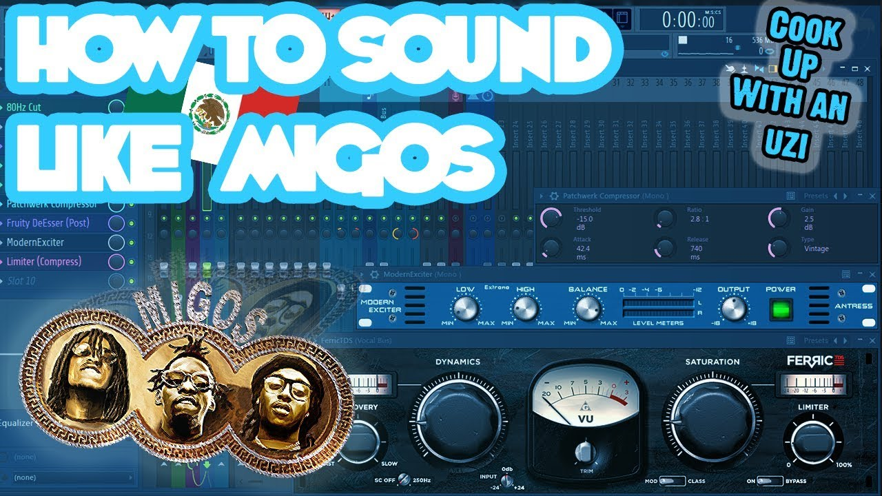 How To Sound Like Migos (In Depth) (Vocal Tutorial)