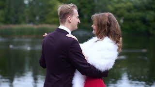 Регистрация брака - Михаил и Анастасия. Свадебная видеосъемка в СПб. Свадебный видеограф
