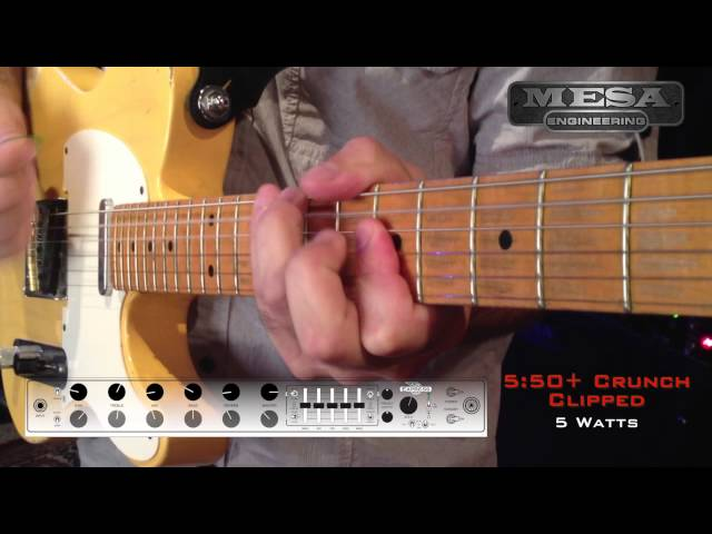MESA/Boogie Express 5:50+ Ch. 1 CRUNCH – Clipped