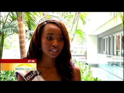 Miss SA Ntandoyenkosi Kunene off to Miss World 2016