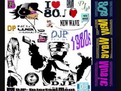 THE BEST 80'S NEW WAVE/EURO/DISCO MEGAMIX {DJPINOCHIO}.LIVE
