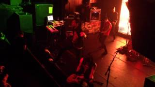 Orgy 2012 - Where's Gerrold?/Stitches live in NYC March 6th