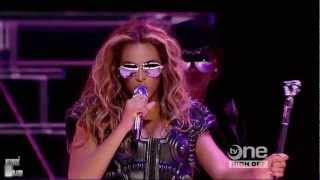 Beyonce -  If I were a boy - Live at The Essence Music Festival 1080p HD