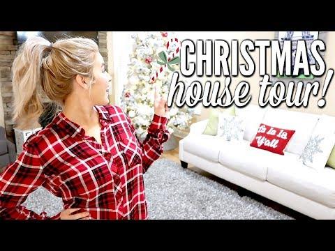 🎄✨CHRISTMAS HOUSE TOUR 2018 | CHRISTMAS DECORATE WITH ME | Love Meg
