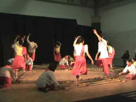 how to dance tinikling steps