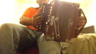 "Zydeco Kid ""La Robe Barree"""
