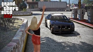 GTA 5 Roleplay - DOJ 192 - Samantha's Back (Criminal)