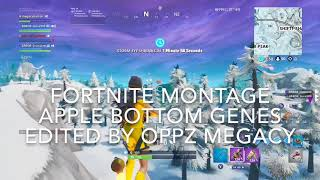 Fortnite Montage Flo Rida - Apple Bottom Genes (Low)