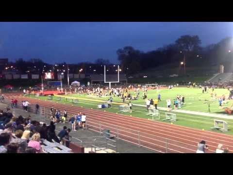 Sioux City Relays 2015 Open 400 College