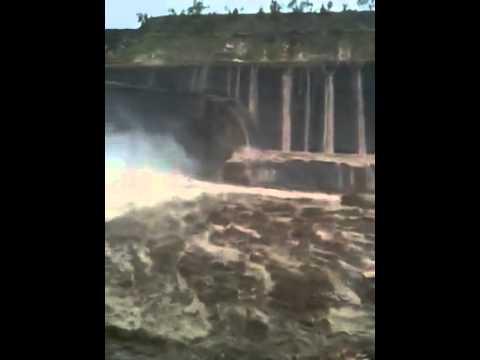Dawson River - Baralaba flood, Queensland