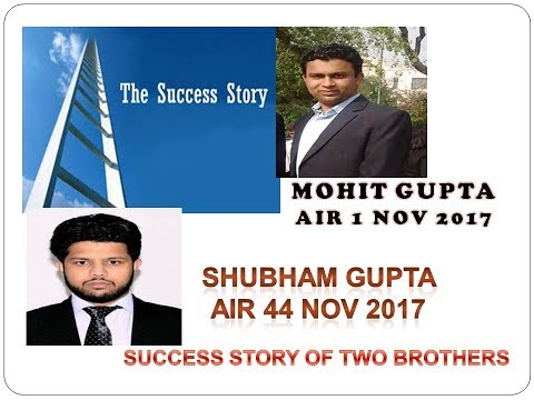 Must Watch Motivational All India CA Topper Rank 1 & RANK 44 Interview by Aaditya Jain Sir