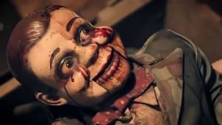 Mr  Leadfeet from Blood Fest by Rooster Teeth   Scary Short Horror Film   Crypt TV   YouTube 360p