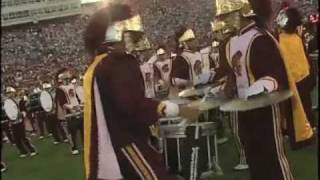 usc trojan marching band   best of 2000s   toxicity system of a down 2004