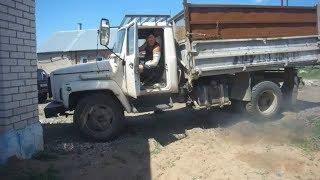 работа дизеля газ 4301