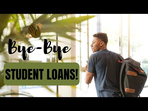 How To Not Pay Your Student Loans (Legally)
