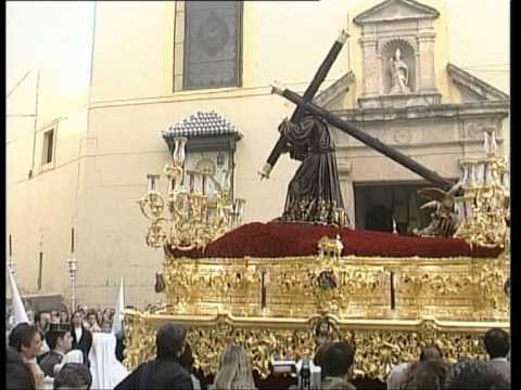 Salida de la Hermandad de la Candelaria (Sevilla) - Martes Santo 2008
