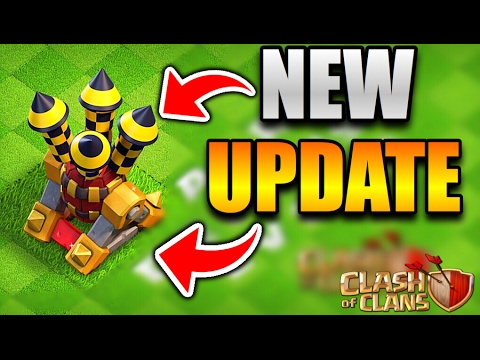 CLASH OF CLANS NEW UPDATE-BALANCES CHANGES-MASSIVE UPDATE ...