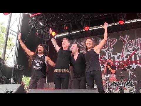 Metallica - 30 Years Kill 'Em All [Full Album LIVE] (Orion Festival 2013)