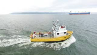 clatsop community college boat the forerunner