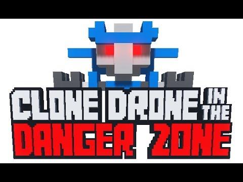 Скачать игру клоны дроны в опасной зоне