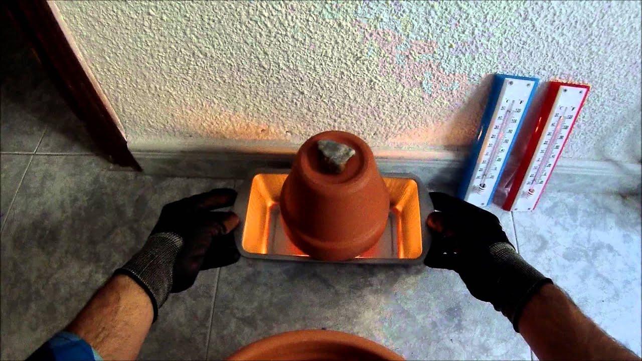 Calefacci n con velas low cost youtube - Calefaccion con velas ...