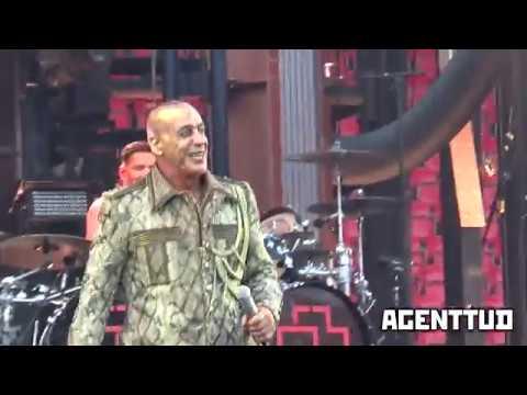 Rammstein Live In Prague, Czech Republic // Full Concert // 17.07.2019
