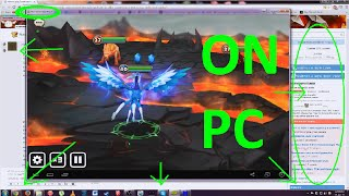 how to play summoners war on pc with new fix to bluestacks