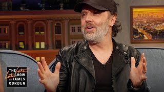 Lars Ulrich Juggles Raising Kids & Making Metallica Albums