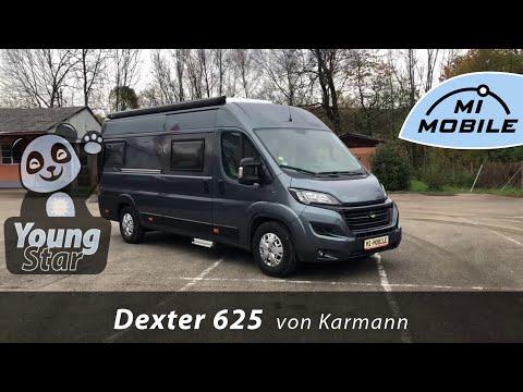 #043-karmann-dexter-625---junge-gebrauchte---ez-4/2019---einzelbetten-150-ps