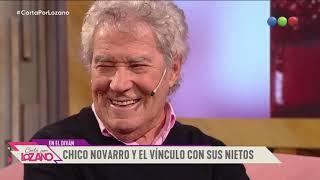 Chico Novarro, Pablo Novak y Julieta Novarro en una terapia familiar imperdible - Cortá por Lozano