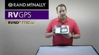 RVND 7730 RV GPS Unboxing Video