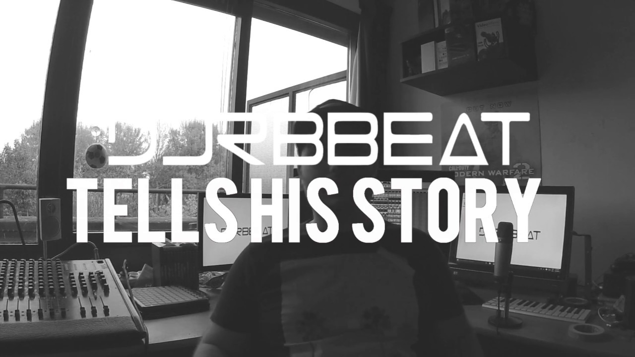 DJRBBEAT TELLS HIS STORY (Dutch)