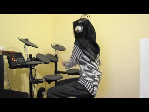 Little Mix - Secret Love Song (Drum cover By Astri)