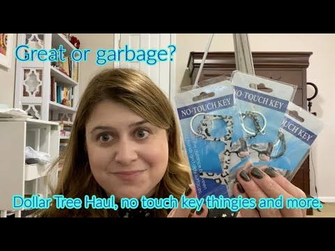I'm Back! - Dollar Tree Haul New Finds And More! - 10/19/2020