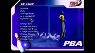PBA Tour Bowling 2001 PC 2000 Gameplay