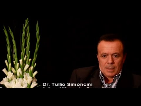"Dr Tullio Simmoncini on""Cures for Cancer"" speaking at the Glasgow Conference"