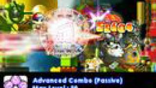 Ayumilove MapleStory MSEA 4th Job Hero Paladin Dark Knight Skill Detail