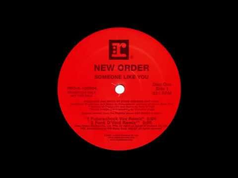 New Order - Someone Like You (Funk D'Void Remix) [2001]