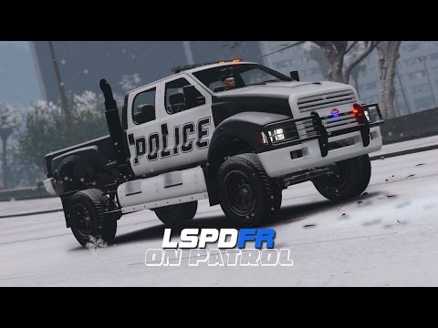 LSPDFR - Day 73 - Guardian Snow Patrol