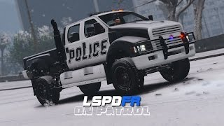 LSPDFR - Day 73 - Guardian Snow Patrol