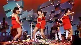 キャンディーズありがとうカーニバル札幌公演から。LP(キャンディ・レーベル)では、「キャンディ」タイトル4曲収録の17cm盤に入っていました。 ・動画は音声と別のステージ ...